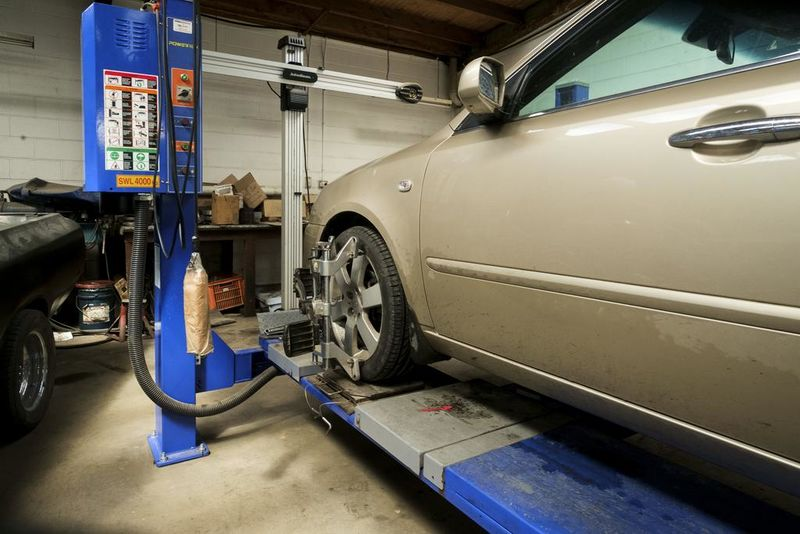 If your vehicle is pulling to one side, it's time to schedule a wheel alignment at Winton Autos.
